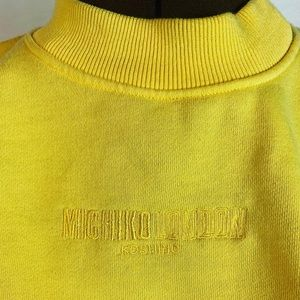 Other - Michiko London Koshino Unisex Neon Crewneck (L)